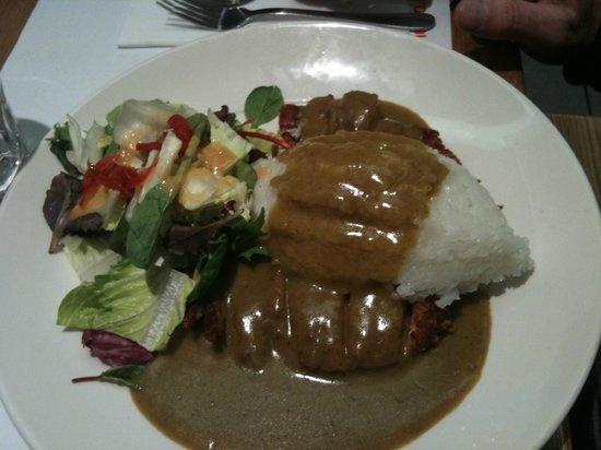 Wagamama - Knightsbridge: Chicken Katsu Curry
