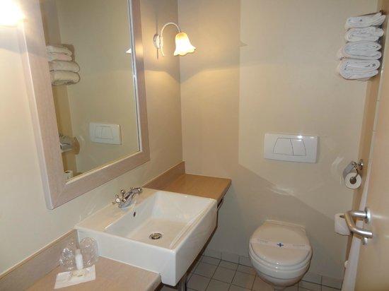Kyriad A Disneyland Paris: salle de bains