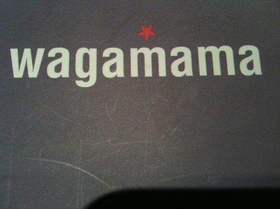 Wagamama - Knightsbridge: Wagamama