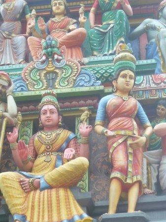 Sri Mariam Man Temple: Details