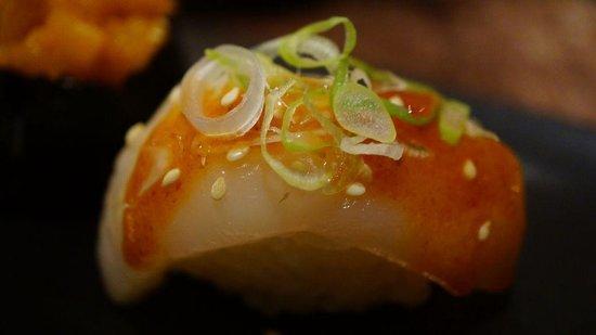 Lotus: Sushi pimenté