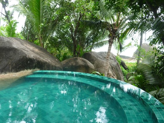 Hilton Seychelles Labriz Resort & Spa: SPA