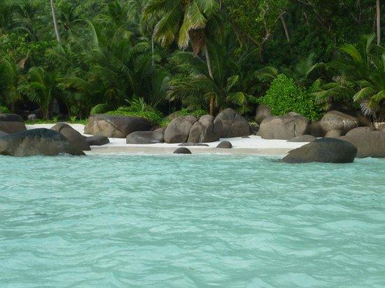 Hilton Seychelles Labriz Resort & Spa: Spiaggia