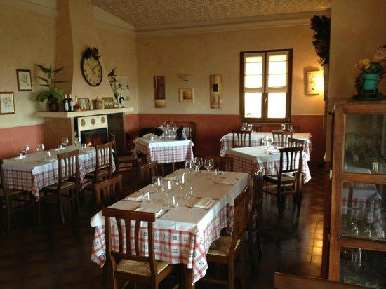 Azienda Agricola Fratelli Trevisani: pochi coperti per una cucina curata incontro di tradizione e raffinatezze