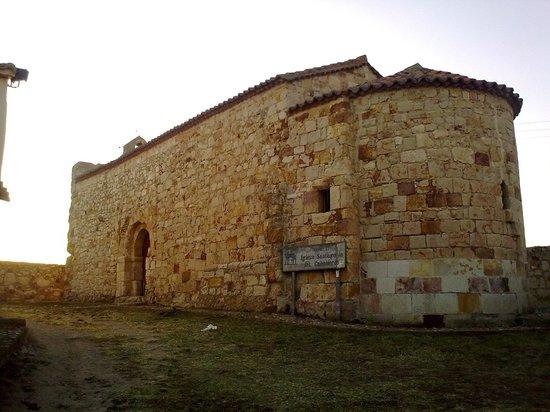 Zamora: Santiago de los Caballeros