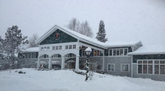 Stoweflake Mountain Resort & Spa: Stoweflake Entrance