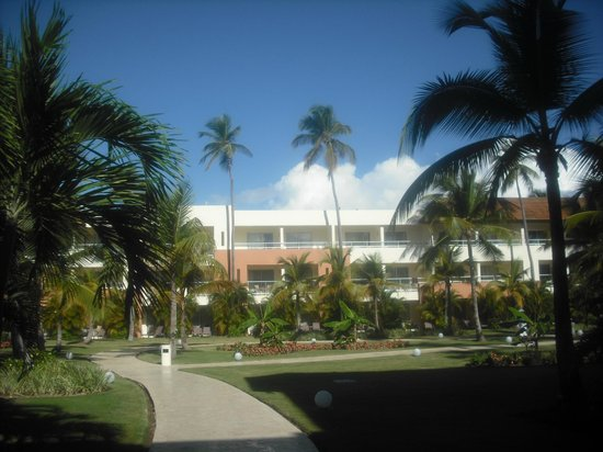 Secrets Royal Beach Punta Cana: grounds