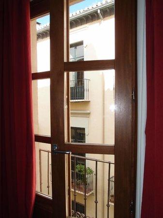 Puerta de Las Granadas: view