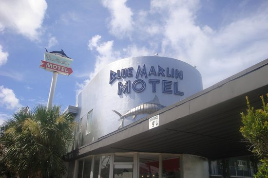 Blue Marlin Motel: Entrance