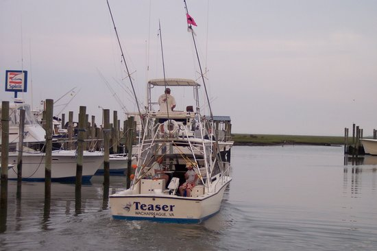 Teaser's Fisherman's Lodge: Teaser Sportfishing