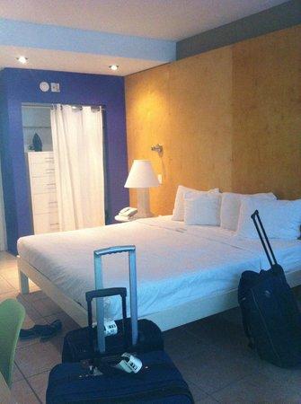 藍槍魚汽車旅館照片