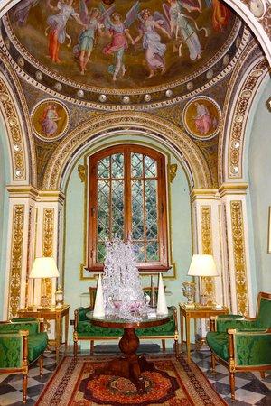 Four Seasons Hotel Firenze : Reading room