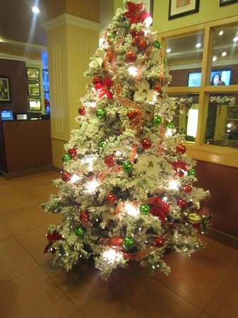 The Hotel at Times Square: Christmassy