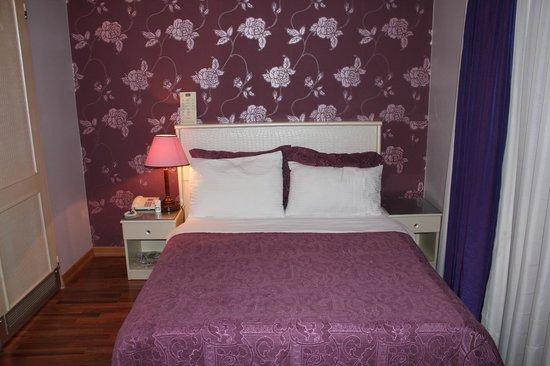 Antik Hotel Istanbul: Bedroom