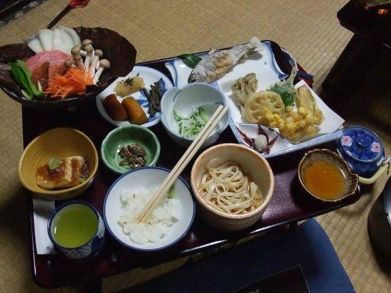 Kanjiya-evening meal