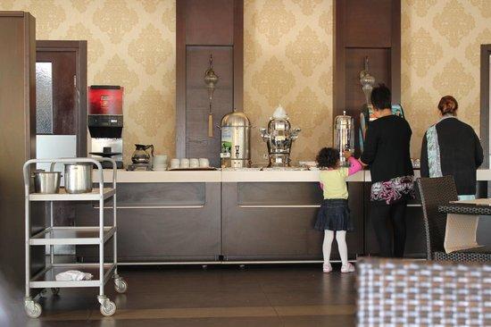 Antik Hotel Istanbul: Breakfast