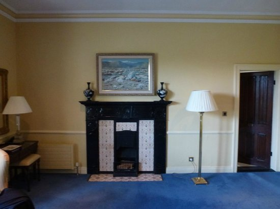 Adare Manor Hotel & Golf Resort: suite at Adare