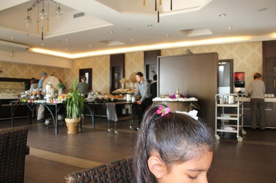 Antik Hotel Istanbul: Breakfast room