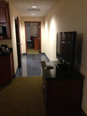 Drury Plaza Hotel Nashville Franklin: entry room 520