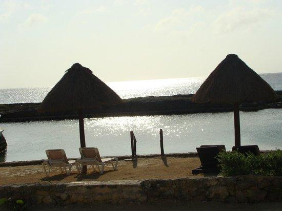 Heaven at the Hard Rock Hotel Riviera Maya: Coin relaxe