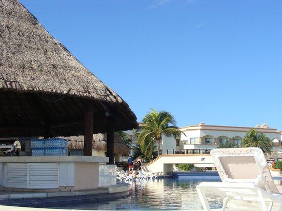 Heaven at the Hard Rock Hotel Riviera Maya: Près de la Piscine