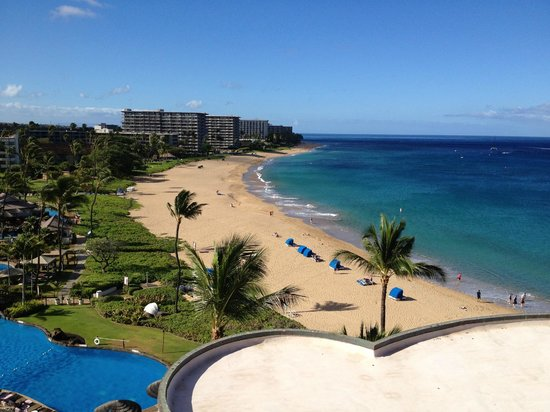 Sheraton Maui Resort & Spa: view
