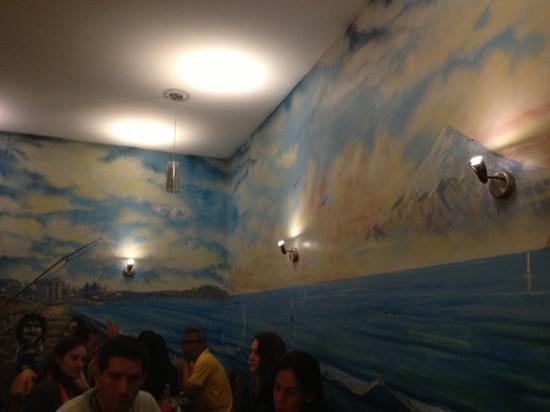 Travesía Azul Restaurante: horterada