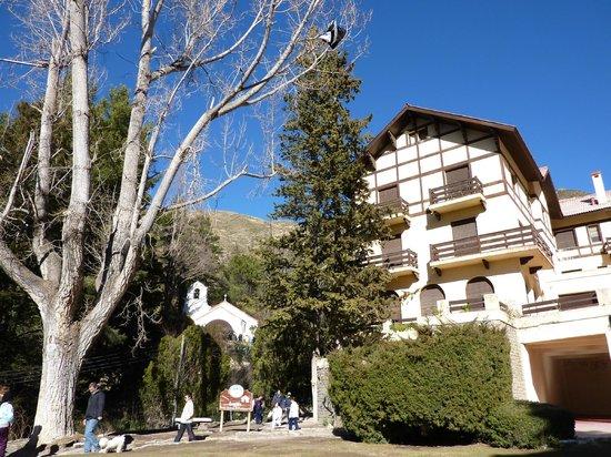 Spa Hotel Zurich Umgebung