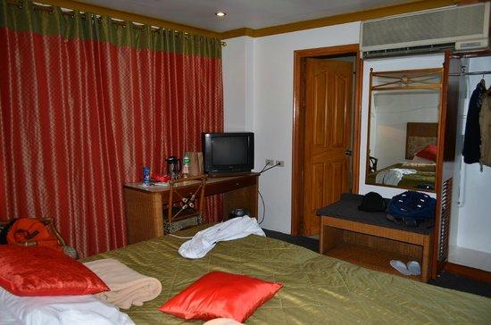 Golden Pine Hotel : room 501