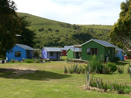 Catlins Newhaven Holiday Park: cabins