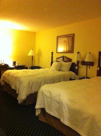 Hampton Inn Atlanta / Peachtree Corners / Norcross: Room