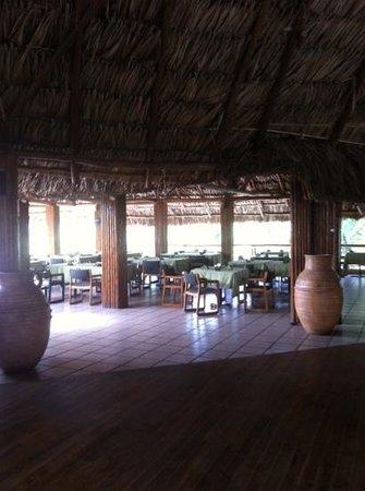 Hotel Marbrissa: restaurante