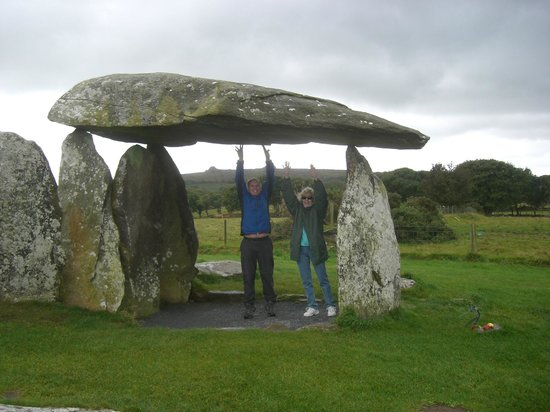 South Wales Personal Day Tours: Pentre Ifan, Pembrokeshire, West Wales