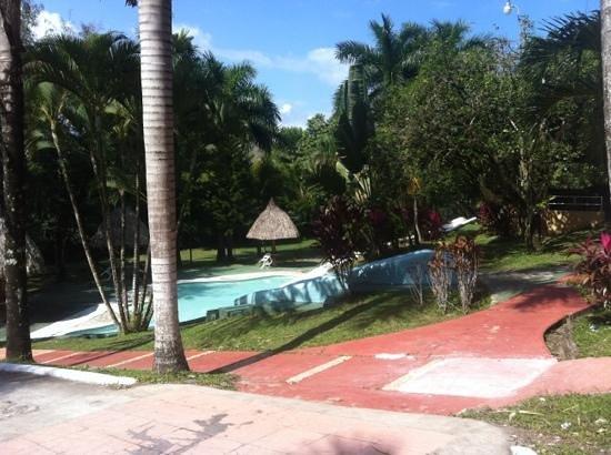 Hotel Marbrissa : piscina de niños