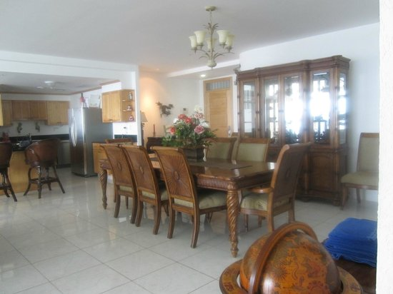 El Cantil Condo Resort: Dining Room of PHAS