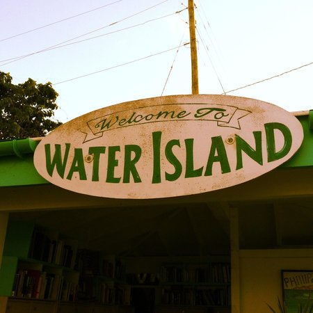 Virgin Islands Campground: Welcome to Water Island