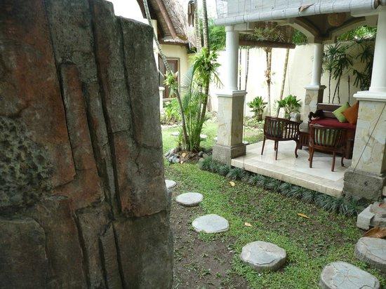 The Seminyak Village: Private 2 b/room pool villa