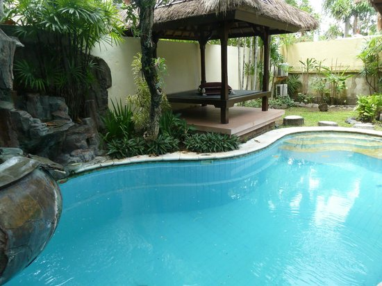 The Seminyak Village: Private 2 b/room pool villa