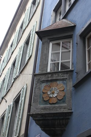 Obere Gasse: Chur Old Town