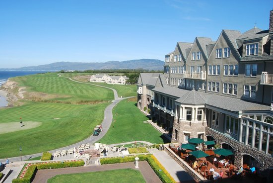 The Ritz-Carlton, Half Moon Bay : Hotel