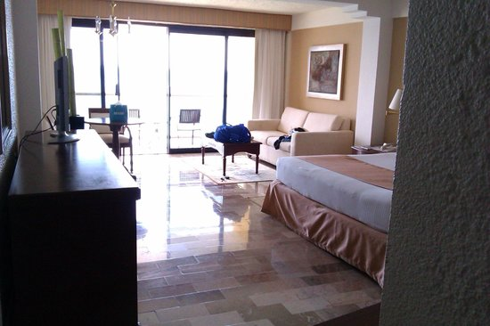 Melia Cozumel Golf - All Inclusive: Habitación
