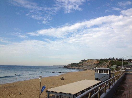 Newcastle, أستراليا: Newcastle Beach 