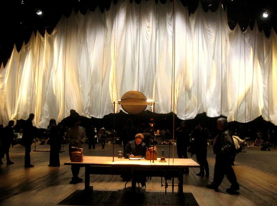 Park Avenue Armory: Before closing all swinging stops