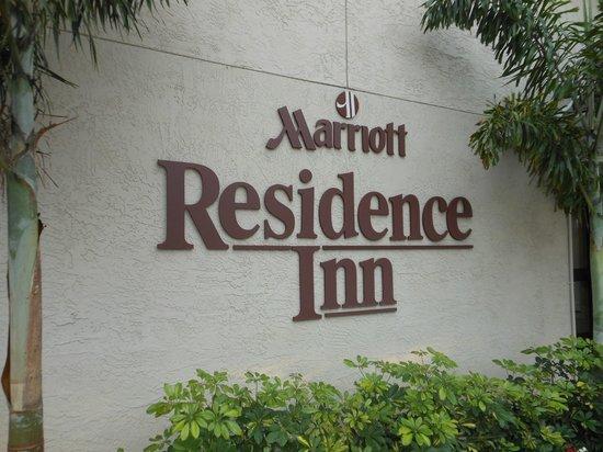 Residence Inn St. Petersburg Clearwater: Residence Inn