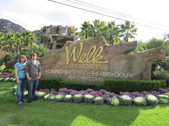 Welk Resort San Diego: Entrance
