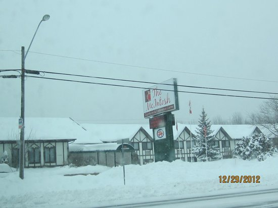 McIntosh Country Inn & Conference Centre: MacIntosh Country Inn and Conferenre Centre