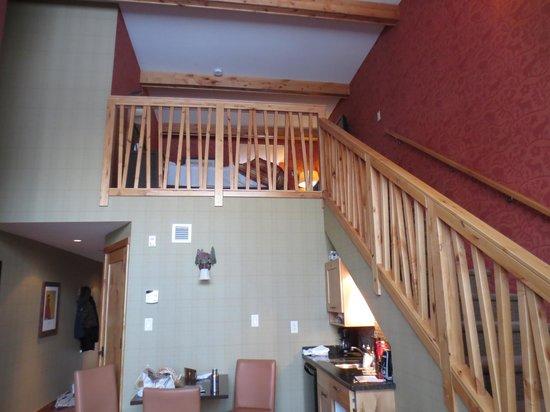 Fox Hotel & Suites: Loft