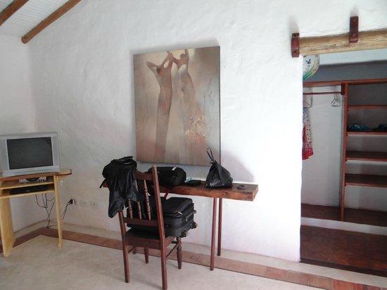 Sítio São Francisco - Pousada de Charme: Importante cuadro en la habitación