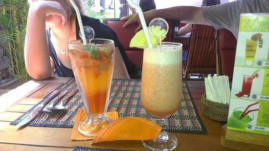 Stars Bar Bistro : delicious drinks