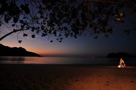 The Andaman, A Luxury Collection Resort:                   sunset